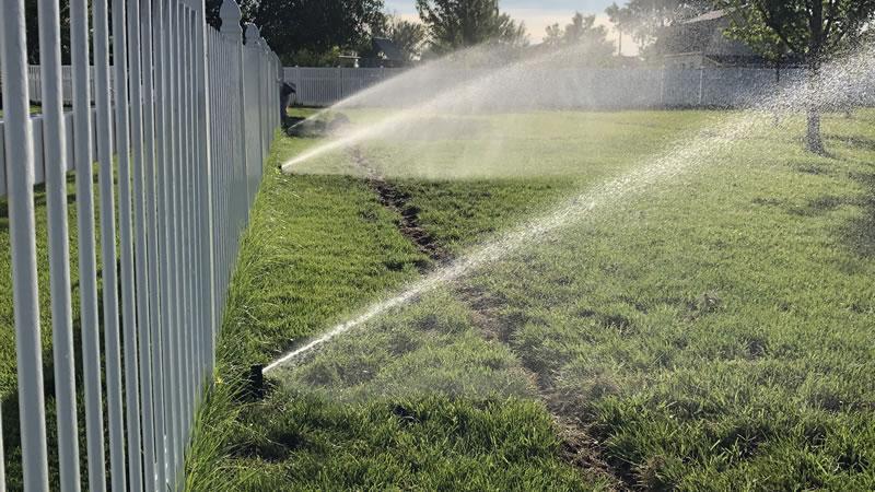 Sprinkler and Irrigation System Upgrades in Ogden Utah.